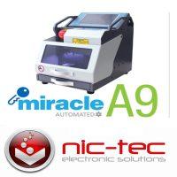 Miracle Nøgle Skære Maskine & Tilbehør