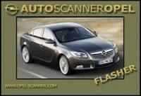 Opel Flasher læse / skrive flash hukommelse (tilbehør for OpelScan Can)