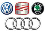 Audi-Seat-Skoda-VW